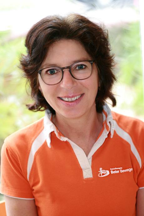 Harriet van Schaijk - Fysiotherapie Beter Bewegen Oss