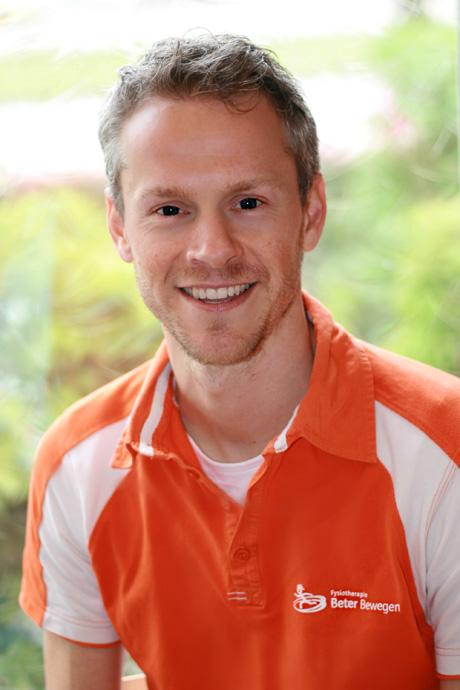 Michiel Hendriks - Fysiotherapie Beter Bewegen Oss